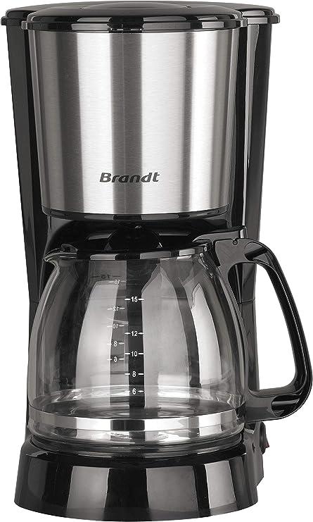 Cafetera Brandt CAF815X: Amazon.es: Hogar