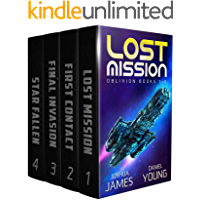 Oblivion Box Set: Books 1-4: Lost Mission, First Contact, Final Invasion, Star Fallen