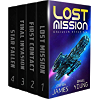 Oblivion Box Set: Books 1-4: Lost Mission, First Contact, Final Invasion, Star Fallen (English Edition)