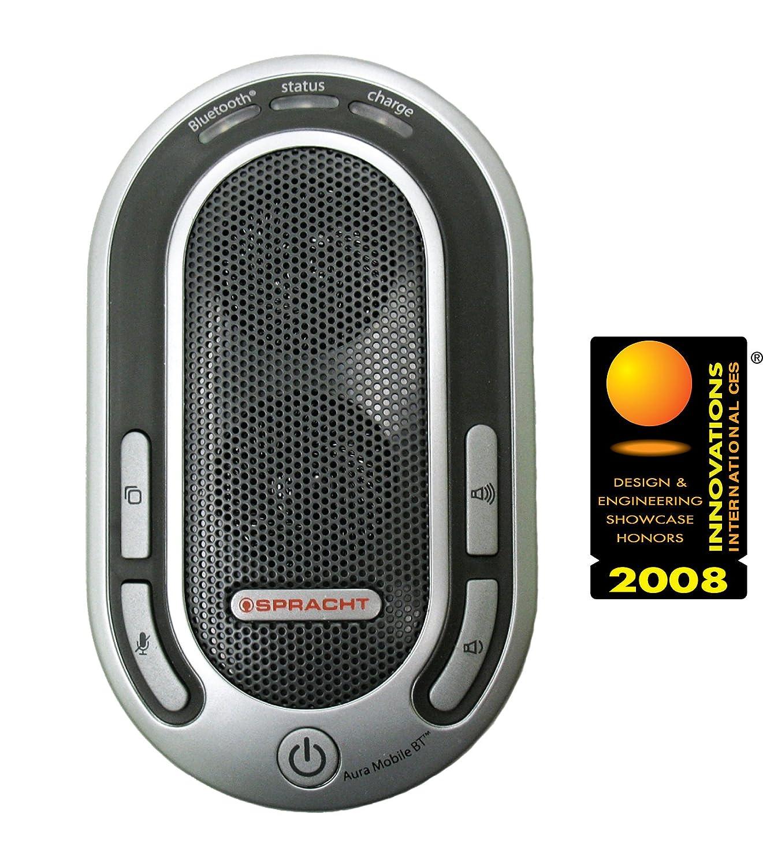 Spracht Aura Mobile Hands Free Bluetooth Speakerphone Speakers Circuit On Phones Cellphone Repair Tutorials Cell Accessories