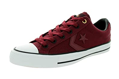 098a99972893a1 Converse Star Player Pro OX Deep Bordeaux Black White (11)