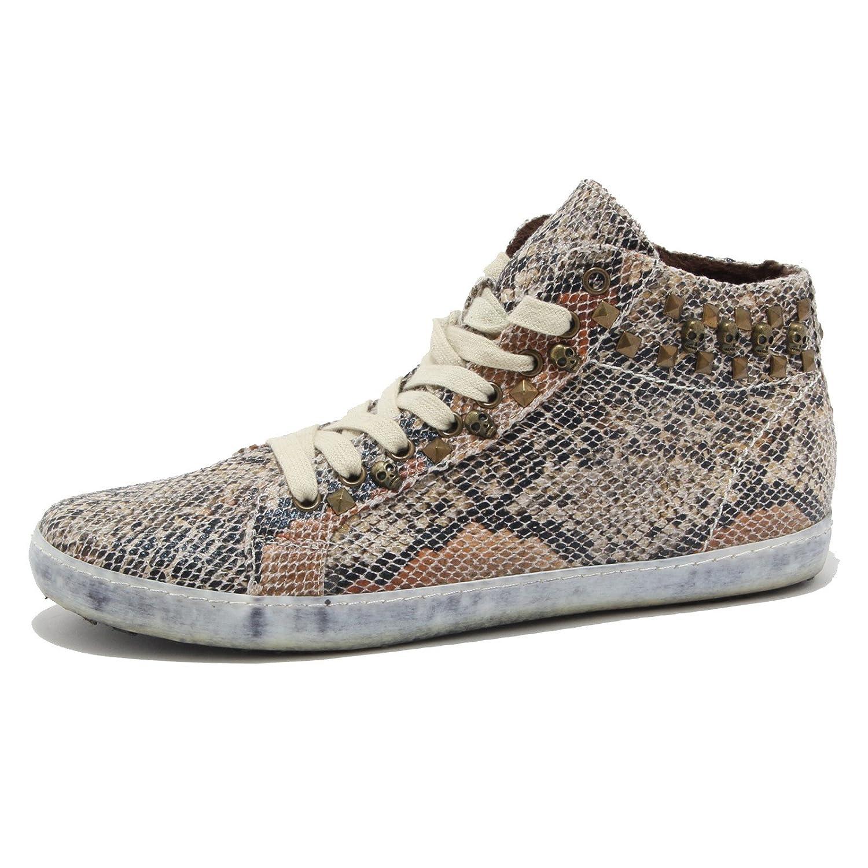 80560 Sneaker Farbes of Oro California Scarpa Damenschuhe Schuhes Damens Oro of 179c90