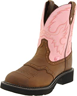 b22efc64ee1 Amazon.com | Justin Boots Women's Gypsy Collection Western Boot ...