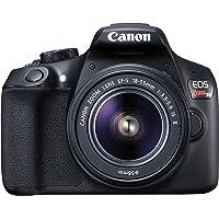 Câmera Canon EOS Rebel T6 com 18-55mm F3.5-5.6 STM