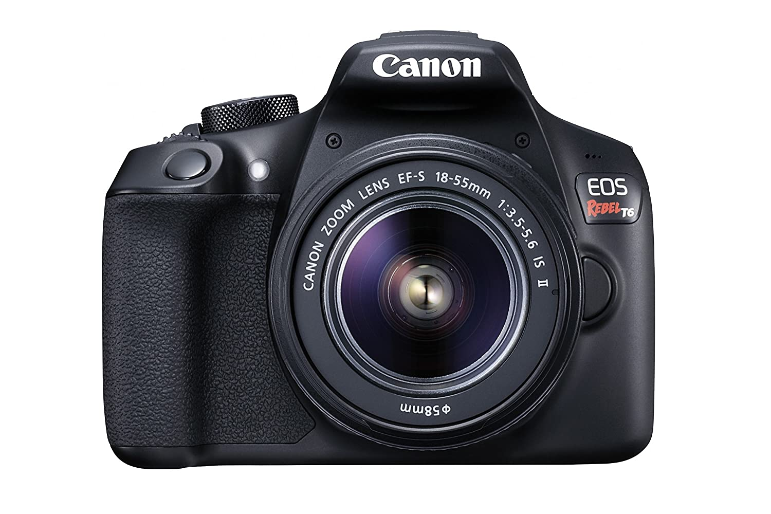 Canon Rebel T6 Review