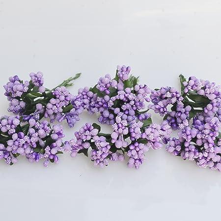 Confezione di 144 rose roselline orlate color verde utilizzabili per chiudere porta confetti bomboniere o composizioni