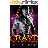 Crave: Alien General's Obsession (Haalux Empire Book 2)