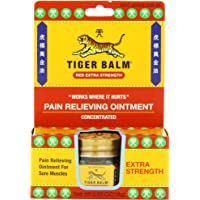 Deals on Tiger Balm Pain Relieving Ointment Extra Strength 0.63 Oz