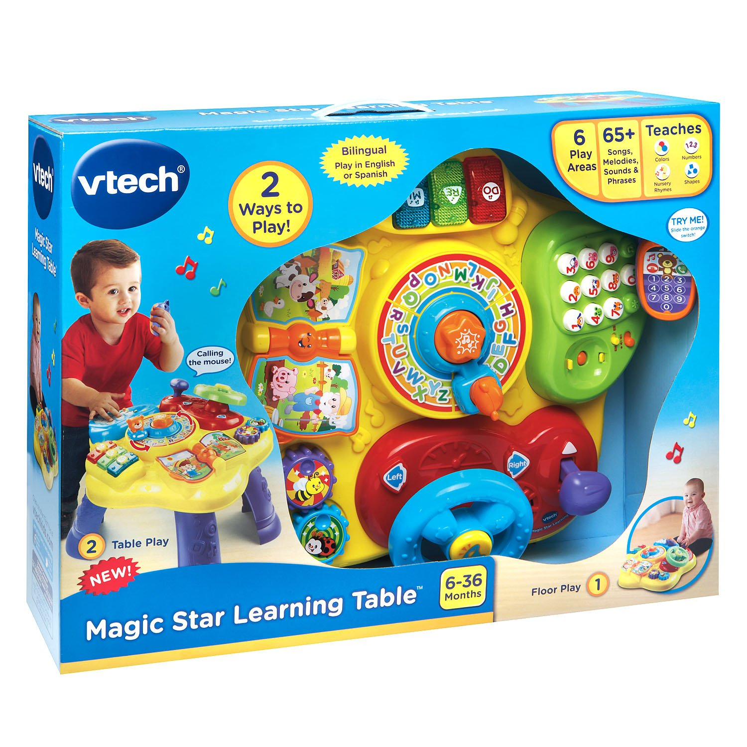 VTech Magic Star Learning Table by VTech (Image #8)