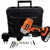 KSEIBI KSR12-1E-LI Cordless Drill Kit Driver with