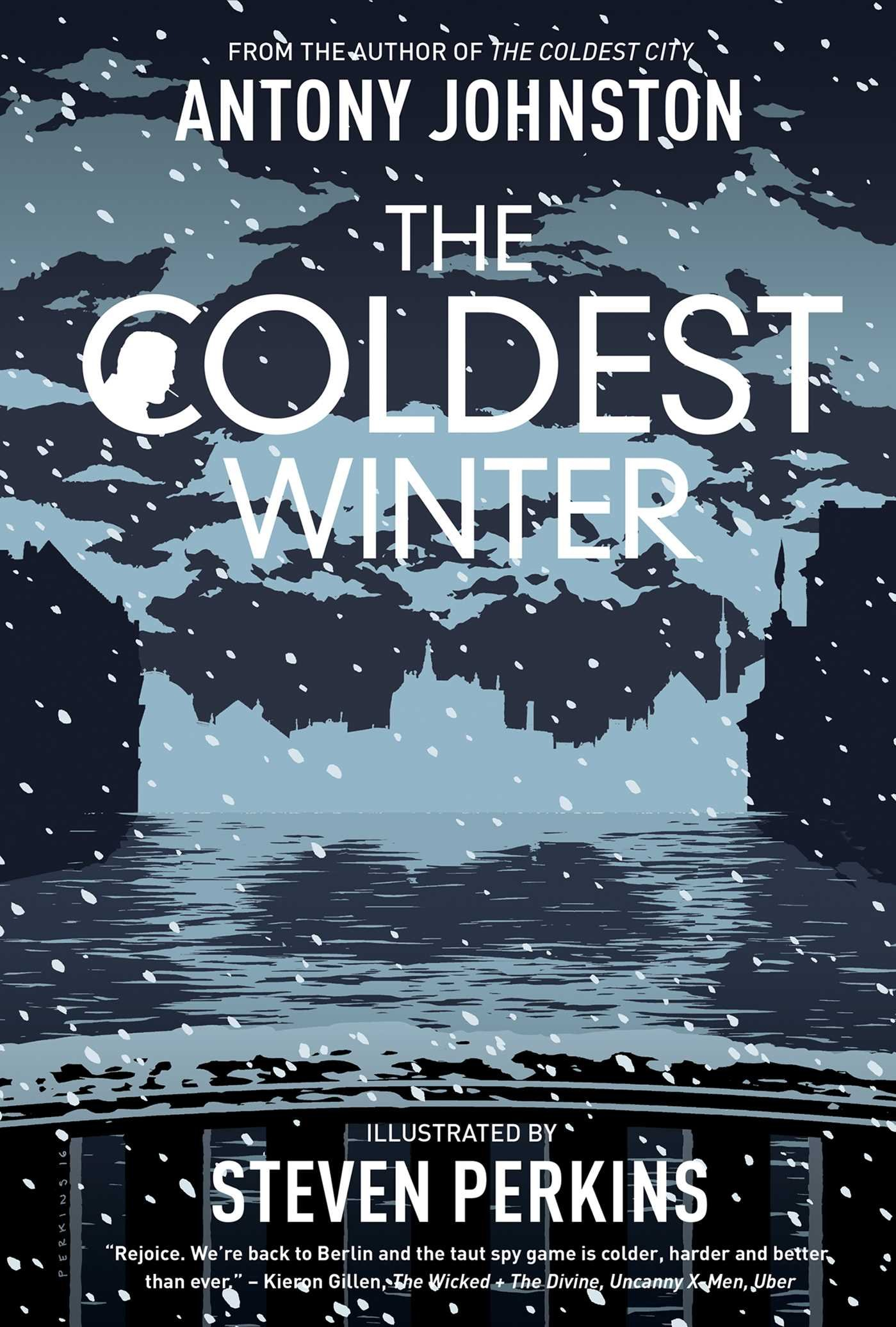 The Coldest Winter by Oni Press