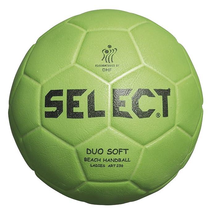 Select Beachhandball Duo Soft Beach - Pelota de balonmano (infantil ... 47188a98875d