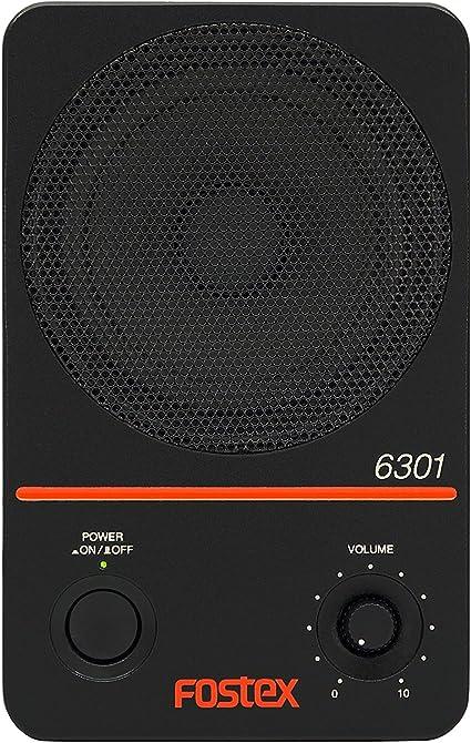 Fostex 6301NX Powered Active Monitor Single Transformer Balanced