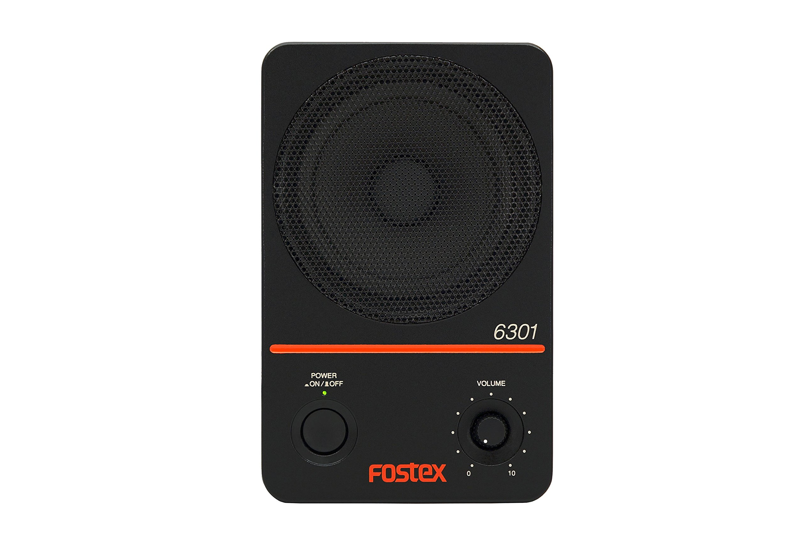 Fostex 6301NB Powered Active Monitor (Single), Unbalanced