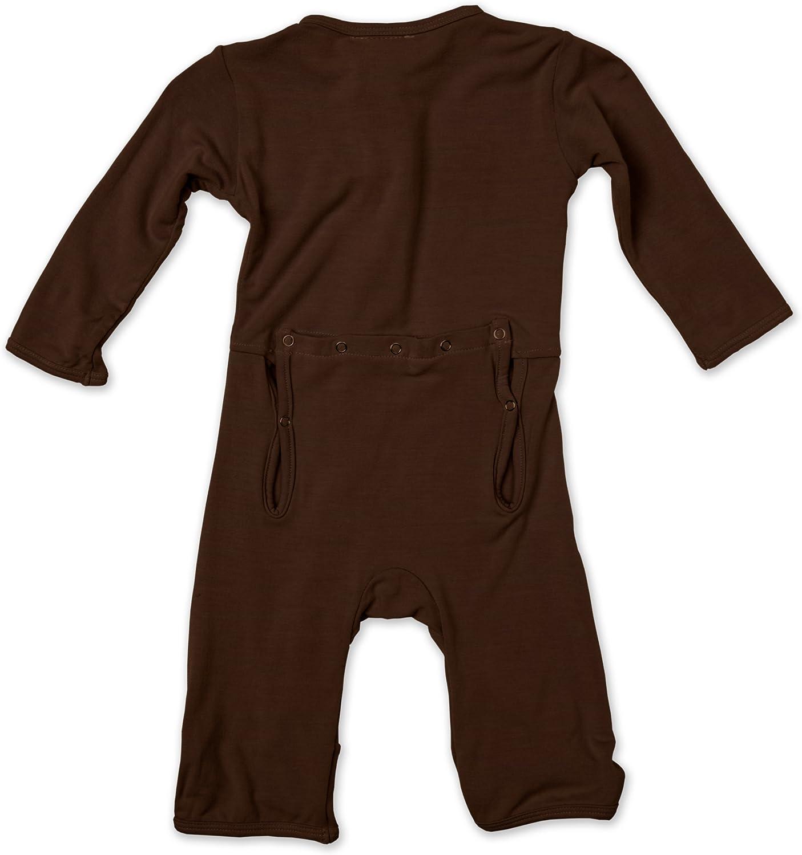 KicKee Pants Coverall Bark