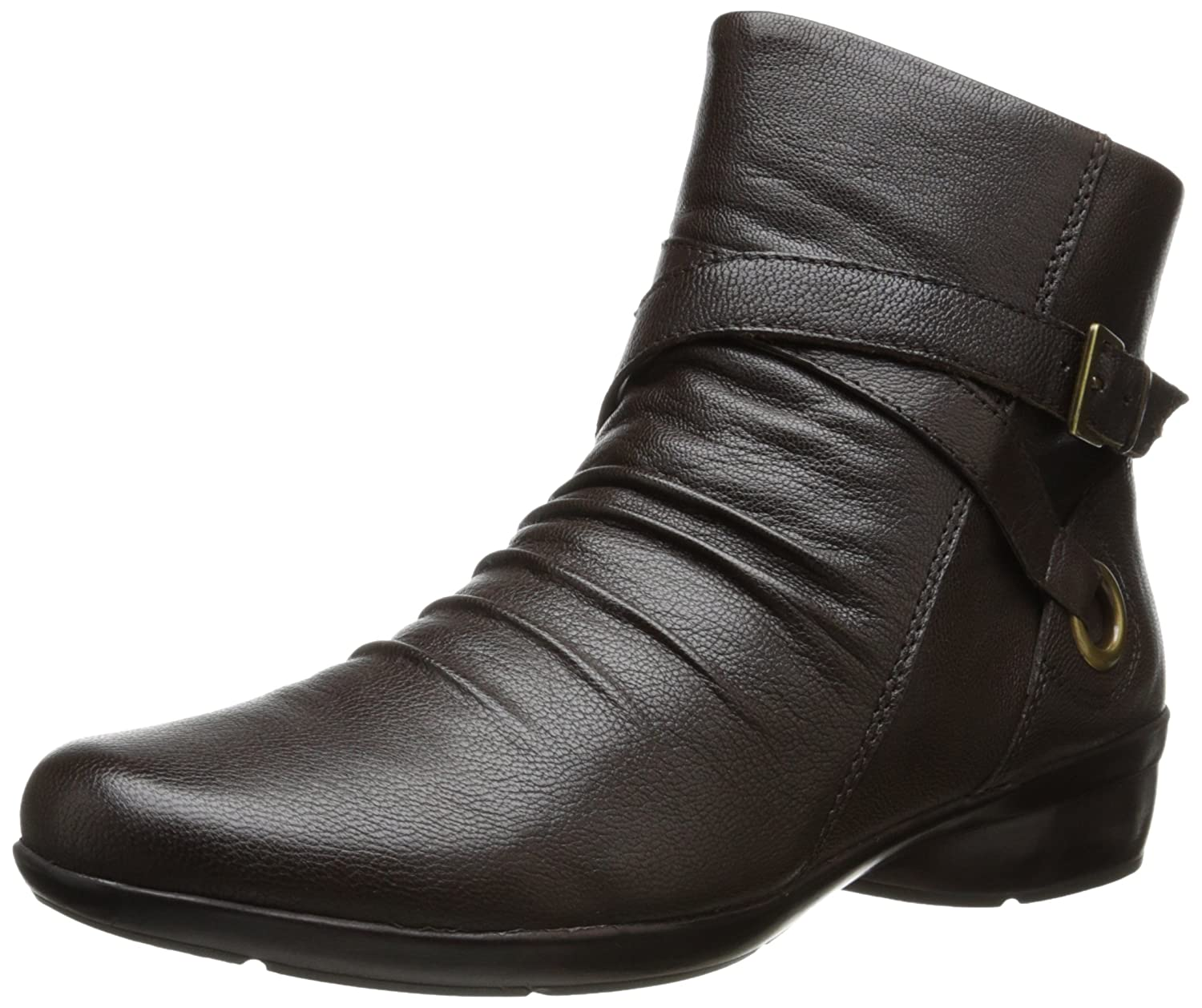 Naturalizer Women's Cycle Boot B00ISHXPMW 6.5 B(N) US|Oxford Brown Leather