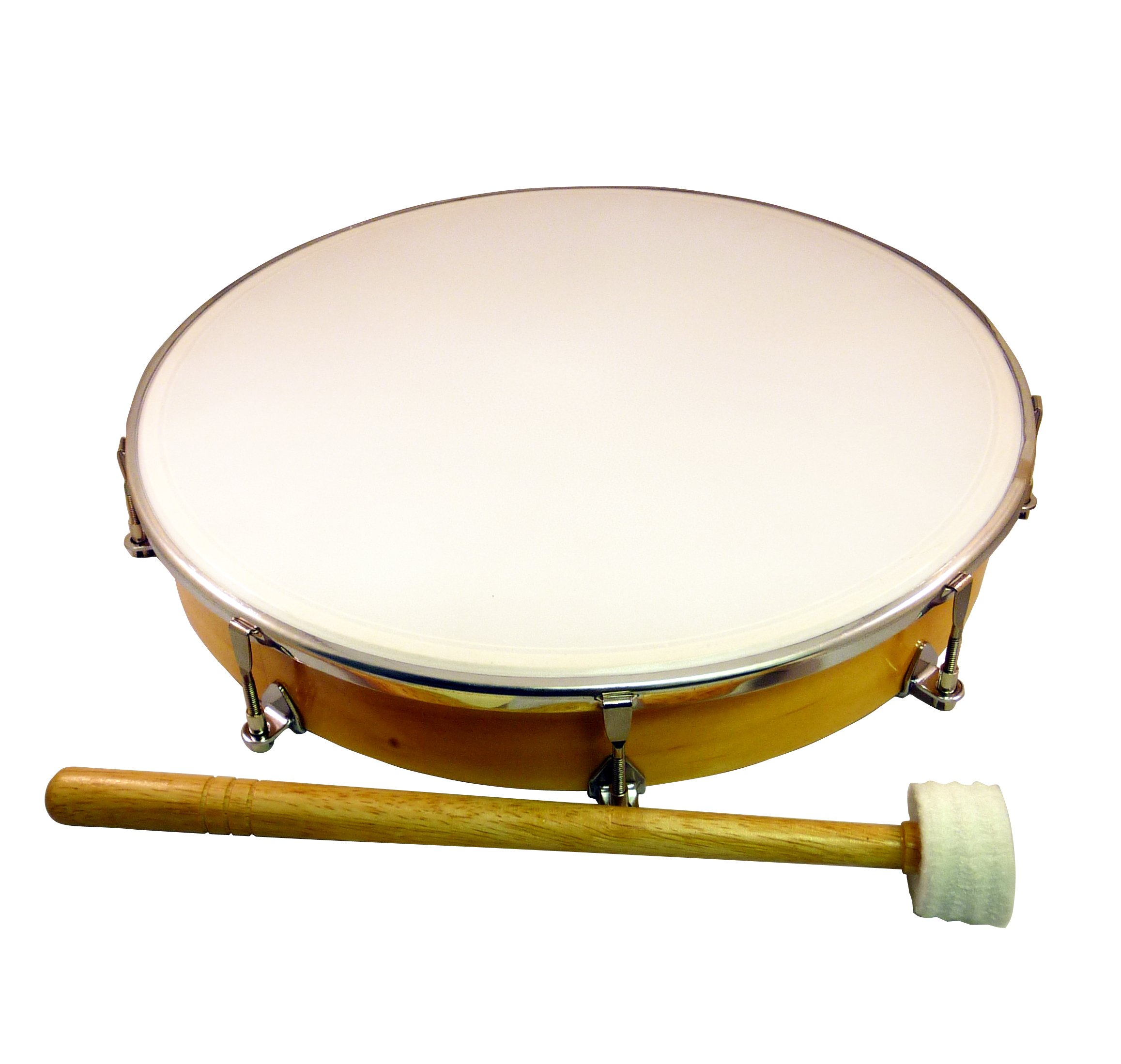 Suzuki Musical Instrument Corporation HD-12 12-Inch Tunable hand Drum with Mallet