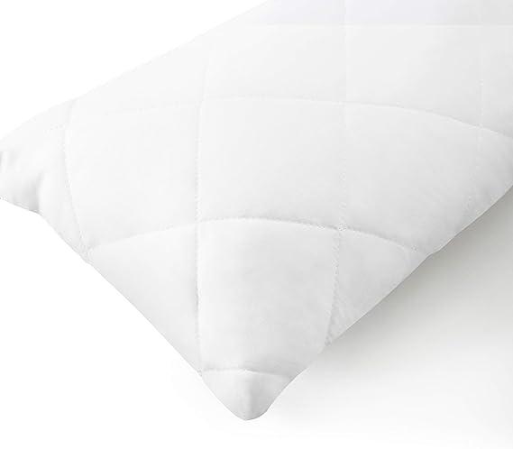 Mani Textile Parure de lit Housse de Couette 2 Personnes Plume GEANTE 220x240 2 Taies doreiller 63x63