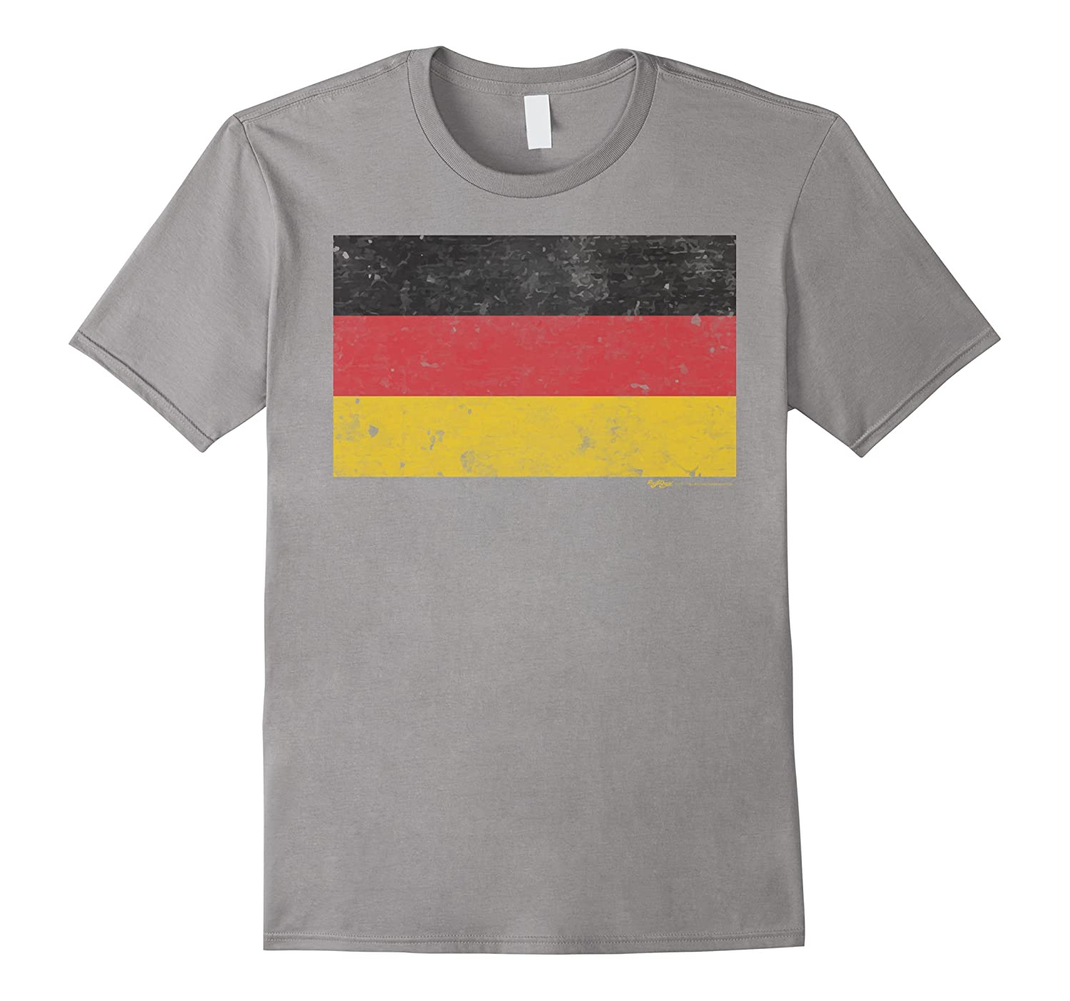 Vintage German Flag T Shirt-Art