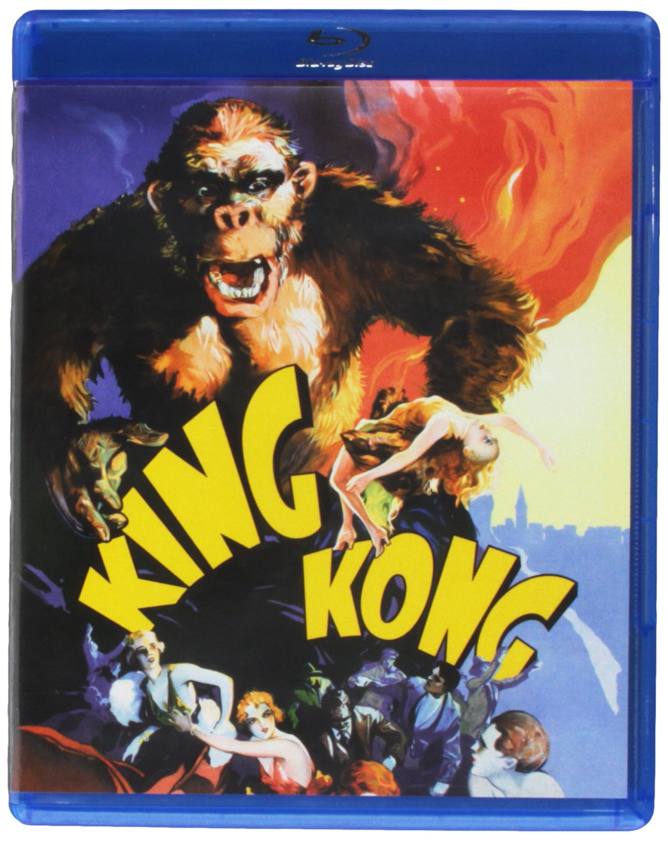 Blu-ray : King Kong (Eco Amaray Case, )