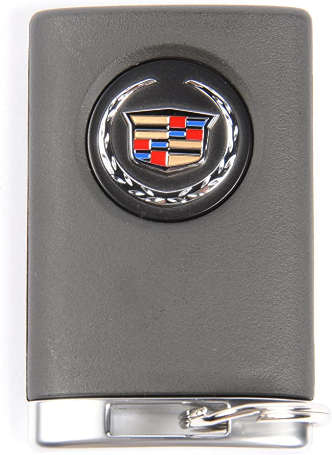 New OEM Factory Remote Key For Cadillac CTS Keyless Fob Driver Memory #1