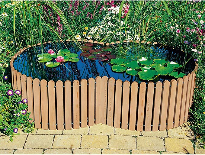 Beckmann Base. G kg de Estanque, Natural, 160 x 100 x 44 cm, 560 L, hbl5te: Amazon.es: Jardín