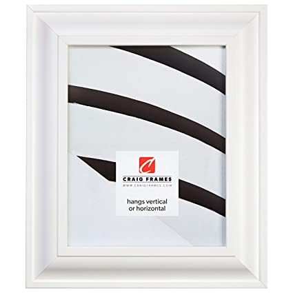 Amazon.com - Craig Frames 21834812 5 by 7-Inch Picture Frame, Smooth ...