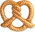 Giant Inflatable Pretzel Pool Float - Over 5 Feet Wide!