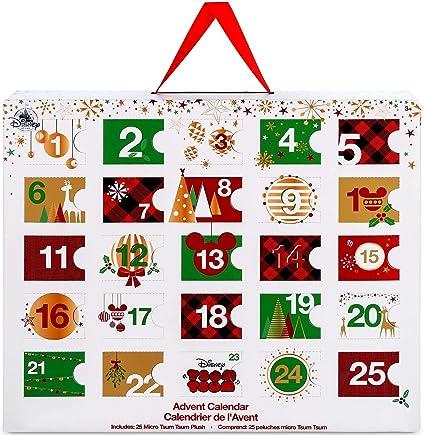 Tsum Tsum Calendar 2020 Amazon.com: DISNEY TSUM TSUM PLUSH ADVENT CALENDAR   MICRO
