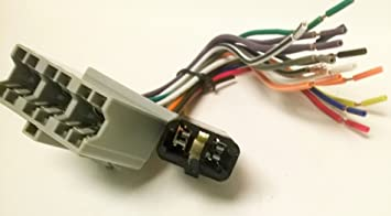 amazon com reverse wire harness replaces factory cut harness rh amazon com 95 S10 Wiring Diagram 99 Chevy S10 Wiring Diagram
