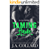 Taming Hawke: Book #3 in the Blood Brothers MC Series