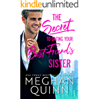 The Secret to Dating Your Best Friend's Sister (The Bromance Club Book 1) book cover