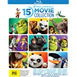 How To Train Your Dragon 1-3 / Shrek 1-4 / Puss in Boots / Kung Fu Panda 1-3 / Madagascar 1-3 / Penguins of Madagascar (Ultim