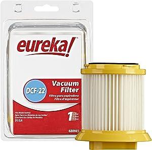 Genuine Eureka DCF-22 Dust Cup Filter 68941 - 1 filter
