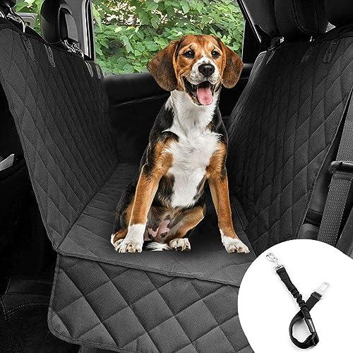 Bonve-Pet-wasserdichte-Hunde-Autoschondecke