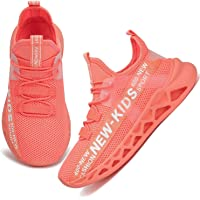 Nihaoya Boys Girls Shose Kids Shoes Toddler Sneakers Athletic Shoes for Running Walking Tennis