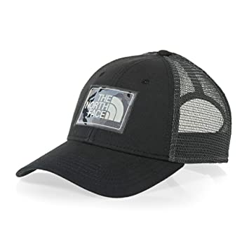The North Face Mudder Trucker Gorra, Hombre, Negro (TNF Black), Talla única: Amazon.es: Deportes y aire libre