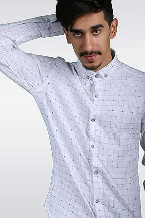 قميص قبة قميص -رجال
