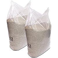 streusand 2x 25kg de arena cuarzo 0,4–0,8mm grano