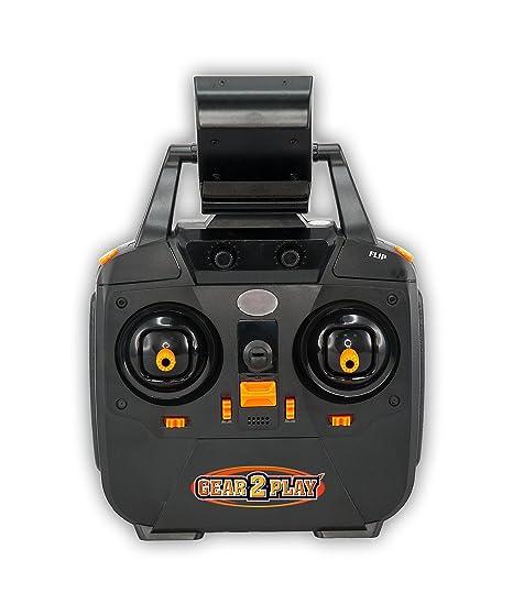 Carrefour TR80586 dron con cámara - Drones con cámara: Amazon.es: Juguetes y juegos