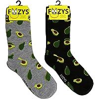 Foozys Women's Crew Socks - 2 pk