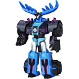 Transformers Robots in Disguise Combiner Force 3-Step Changer Seismic Strike Thunderhoof