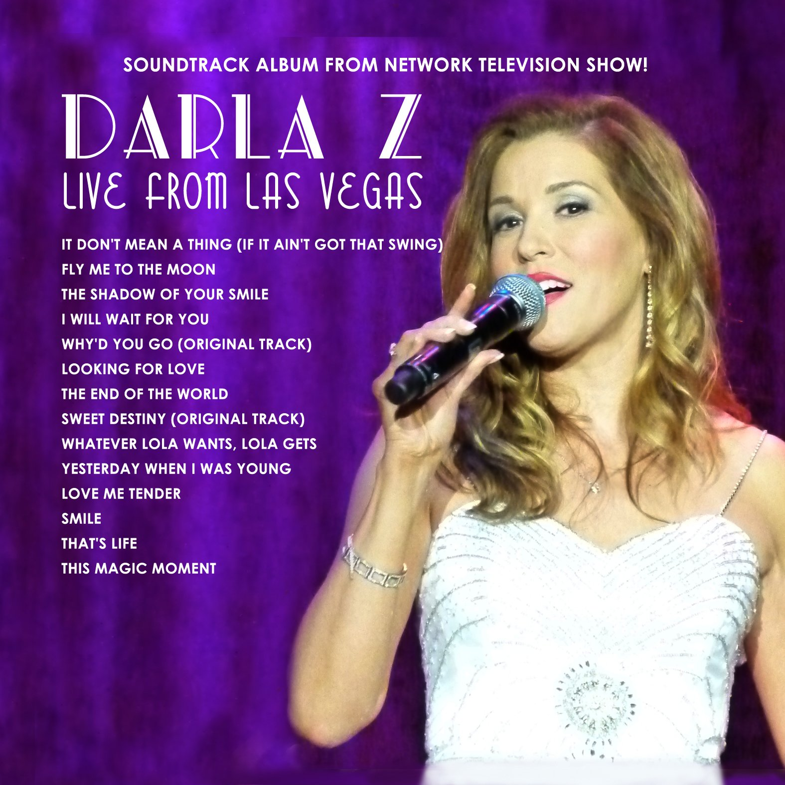 Darla Z Live From Las Vegas by catBOX Entertainment, Inc.