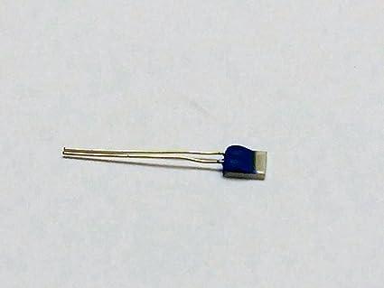 PT100 2 mm x 2 mm precisión de clase B soporte de película IDT detector de