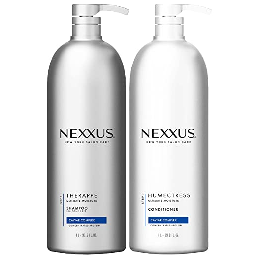 Nexxus Shampoo and Conditioner,