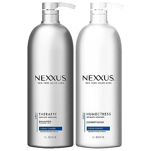 顶级洗护Nexxus 保湿洗发护发超值套装