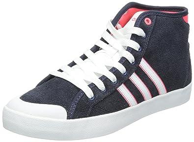 ae61168c6f3a02 adidas NEO Halbhohe Sportschuhe Hozer Damen  Amazon.de  Schuhe ...