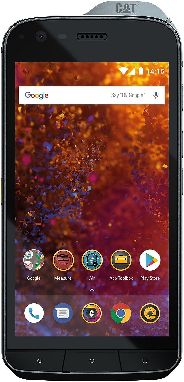 CAT PHONES S61 Rugged Waterproof Smartphone with integrated FLIR camera
