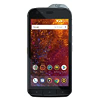 CAT S61 Rugged Thermal Screening Smartphone With Embedded FLIR Technology - Compatible...