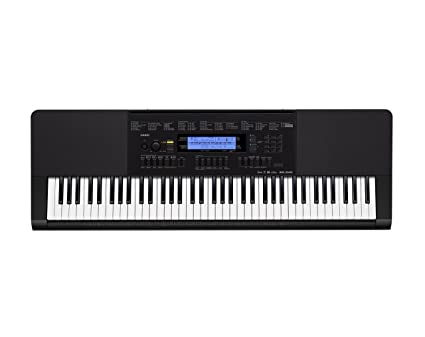 5f6e44bbe03 Amazon.com: Casio WK-245 76-Key Touch Sensitive Keyboard with Power Supply:  Musical Instruments